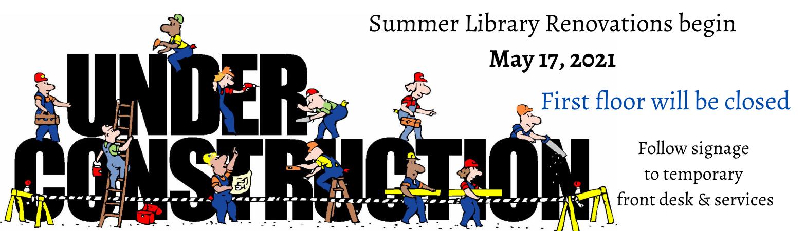 Summer Library Construction